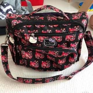 Jujube BFF Hello Kitty Diaper Bag