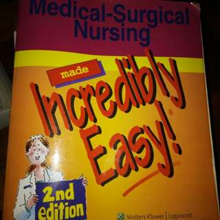NURSING BOOKS FOR SALE!