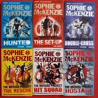 Sophie McKenzie series