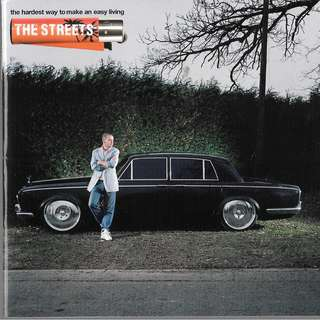 MY CD - THE STREET - THE HARDEST WAY TO MAKE AN EASY LIVING //FREE DELIVERY
