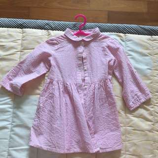 H&M Baby Shirt Dress