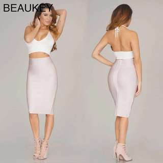 Bandage Pencil Skirt - Size Small ***
