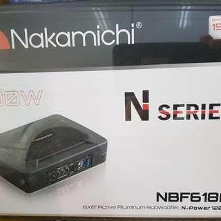 Nakamichi active subwoofer