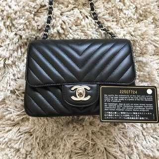 Chanel Square Mini