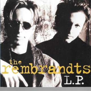 MY CD - THE REMBRANDTS - - //FREE DELIVERY