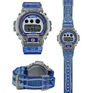 G-SHOCKG-SHOCK MR CARTOON JELLY  ✅ 3 Month Warranty ✅ Date,Day & Light Berfungsi ✅ rubber  Material ✅ digital type ✅ LIMITED STOK ! ✅ Condition NEW