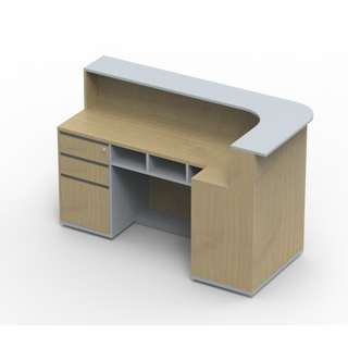Customize Reception Table - Modern office furniture