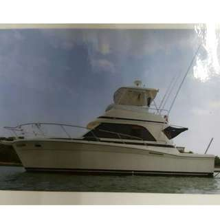 Powerboat Yacht