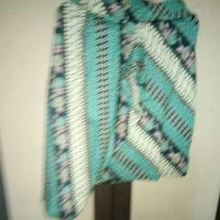 Rok batik bahas streat elastis