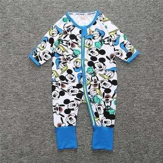 Baby Zip Sleepsuit