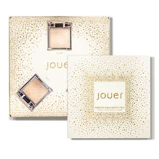 [FREE NM] Jouer Cosmetics Holiday Highlighter Set