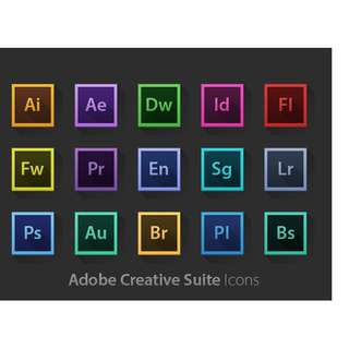 ALL New Adobe  In One 2018 ( LIFETIME )