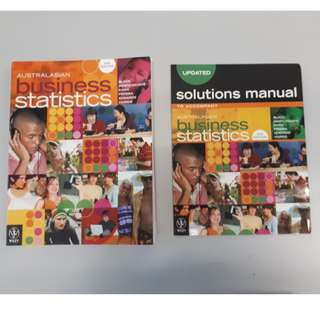 Reference Book: << Business Statistics >>