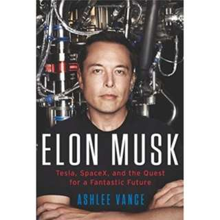 Ashlee Vance Elon Musk: Tesla, SpaceX, and the Quest for a Fantastic Future *Ebook*