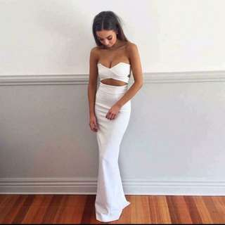 Goldie Cut Out Maxi