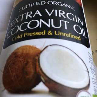 Organic Coconut Oil / extra virgin