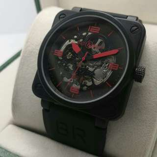 *BELL & ROSS LIMITED EDITION WATCH*(2)