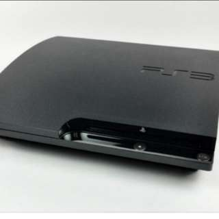 PS3 Slim 2XXX Console Only