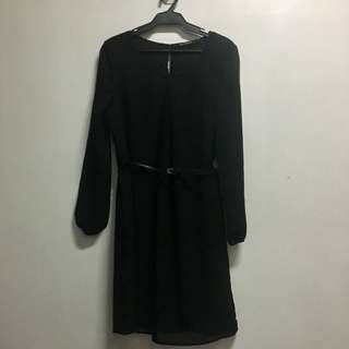 Black Terranova Dress