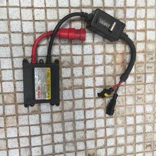 1 piece HID ballast 35 watts