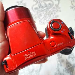 Canon powershot 40x zoom