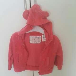 Zara Baby Girl Jacket Brand New