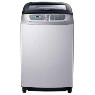 (Installment Plan) Samsung 8kg Top Loader Washing Machine