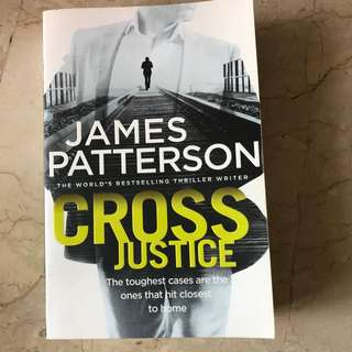 James Patterson - cross justice