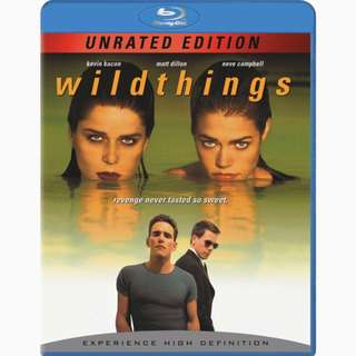 Wild Things (Blu Ray Unrated)