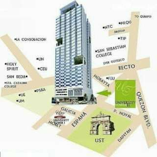For Rent: PARKING LOT Located University Tower 2 Galicia (For UT2 Occupant ONLY)