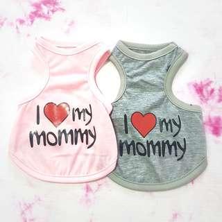 I Love Mommy Sleeveless
