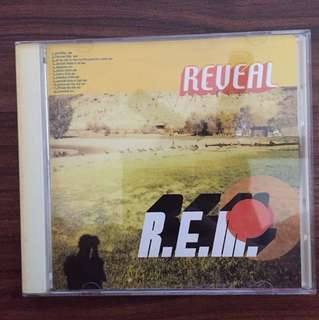 Music cd - R.E.M - Reveal