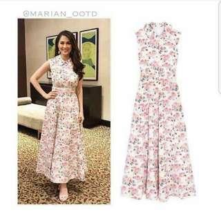 Sc: celebrity maxi dress