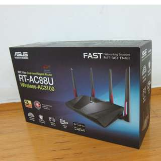 Asus AC3100 - AC88U (Boxes only)