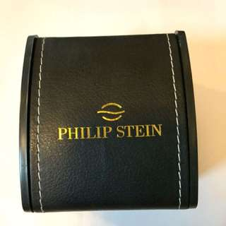 Philip Stein Signature Watch in Gold and White face