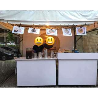 design for Food Stall