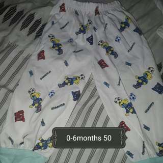 Baby boys cloths