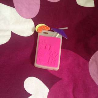 Sarung hape iphone 5,5s