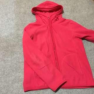 Baleno 粉色棉外套