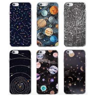 [FREE DELIVERY] (iPhone & Samsung) Astronomy cases