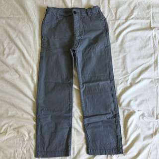 Oshkosh Boys Pants 8 Grey