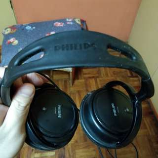 Philips shp 2000 heaphone