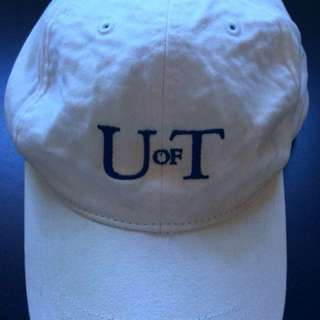 UofT embroidered cap