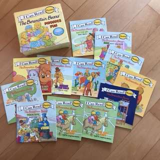 Phonics books set of 11