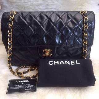 Pre-loved Chanel Jumbo Patent
