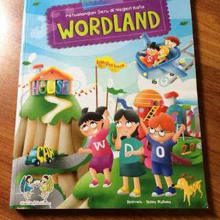 Bilingual Story Book