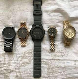 authentic watch bundle