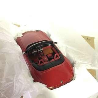 1/18 BMW Z8. Red. Kyosho