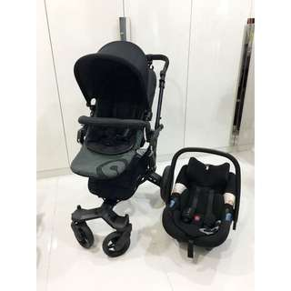 Concord Neo Buggy and Air Safe Car Seat