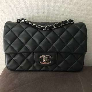 Authentic Chanel Classic Mini Rectangle